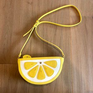Lemon Slice Handbag